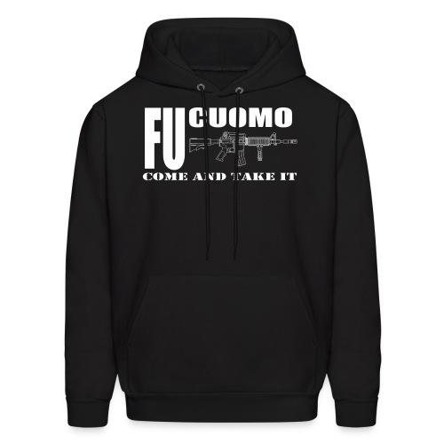 FU Cuomo Hoodie, Evil Black Rifle Edition - Men's Hoodie