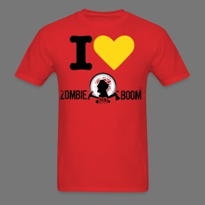 I Heart ZGB - Men's T-Shirt