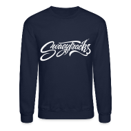 Long Sleeve Shirts ~ Crewneck Sweatshirt ~ SwagyTracks Crewneck