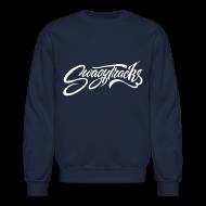 Long Sleeve Shirts ~ Crewneck Sweatshirt ~ SwagyTracks Crewneck