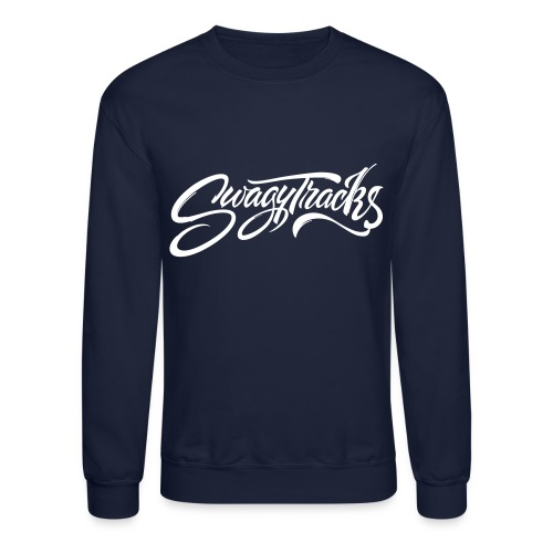 SwagyTracks Crewneck - Crewneck Sweatshirt