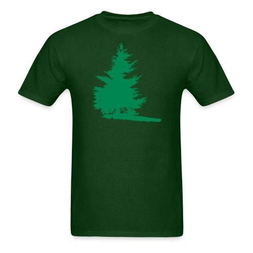 Tree Thief XVII - Men's T-Shirt