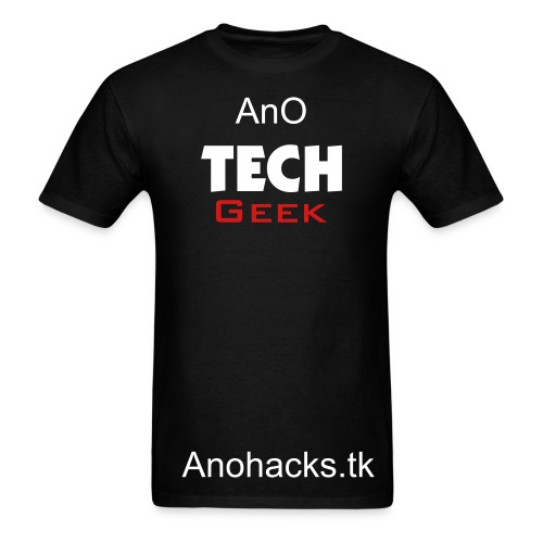 Tech Geek - Men's T-Shirt