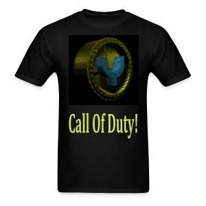 YuZe Throwback Call of Duty! Shirt - Men's T-Shirt