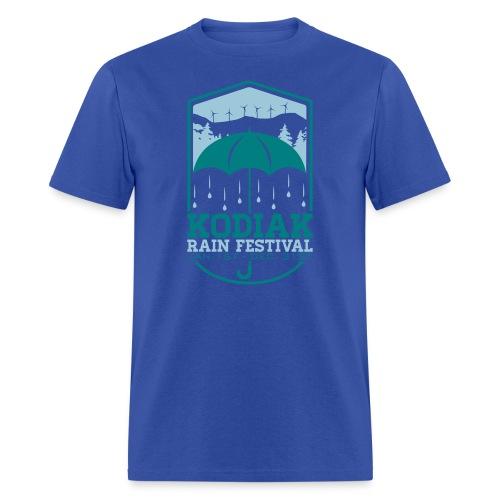 Kodiak Rain Festival T-Shirt - Men's T-Shirt