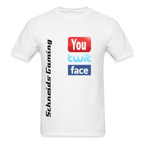 Schneids Gaming T-Shirt - Men's T-Shirt