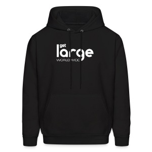 Men's Jumper Modern Logo - Men's Hoodie