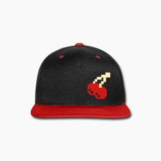 8bit Cherries Caps