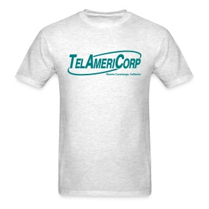 TelAmeriCorp | Workaholics 2011 - Men's T-Shirt