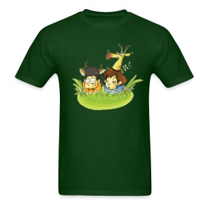 [Running Man!] The Herbivores - Men's T-Shirt