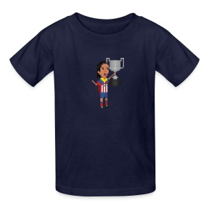 Kids T-Shirt - El campeon de Madrid - Kids' T-Shirt