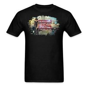 Beasting & Feasting (M)  - Men's T-Shirt