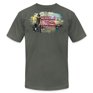 Beasting & Feasting (M) [Higher Quality] - Men's T-Shirt by American Apparel