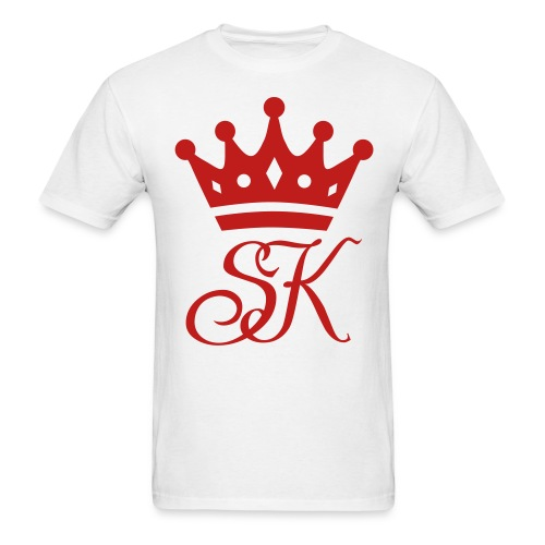 Sway Kingz logo and abbreviations.   - Men's T-Shirt