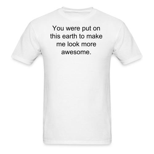More awesome - Men's T-Shirt