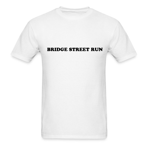 Bridge Street Run - Men's T-Shirt