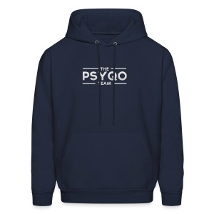 The PsyQo Team Hooded Sweartshirt - Men's Hoodie