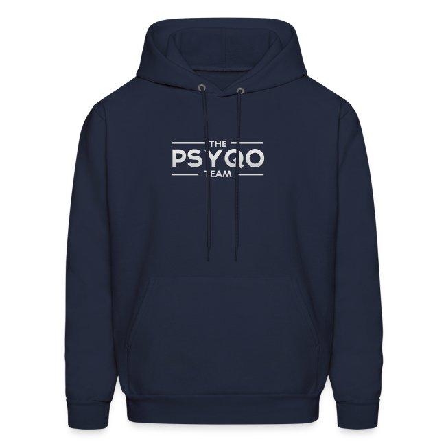 """""""The PsyQo Team"""" Hooded Sweartshirt"""