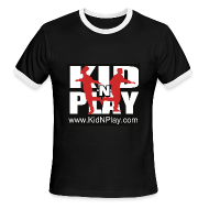 T-Shirts ~ Men's Ringer T-Shirt ~ Kid N Play