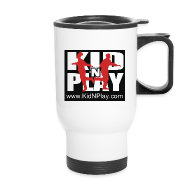 Mugs & Drinkware ~ Travel Mug ~ Kid N Play