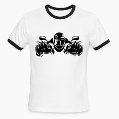 ride a motorcycle T-Shirts
