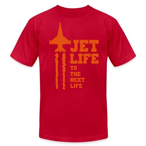 Jet Life - stayflyclothing.com - Men's T-Shirt by American Apparel