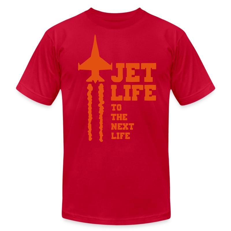 Jet Life - stayflyclothing.com - Men's Fine Jersey T-Shirt