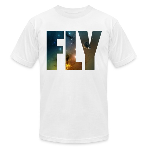 fly - Men's T-Shirt by American Apparel
