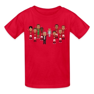Kids T-Shirt - Champions of England 2013 (American Apparel) - Kids' T-Shirt