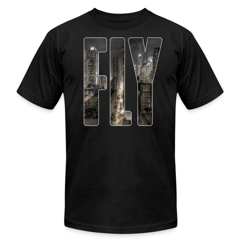Fly - Men's Fine Jersey T-Shirt