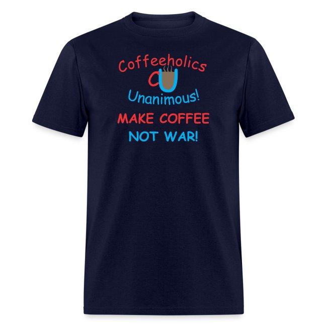 CU coffee not war