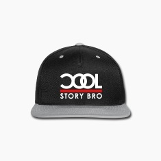 cool story bro color Caps