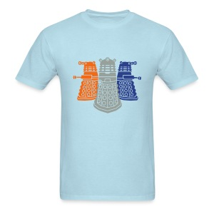 Doctor Who Dialects - Men's T-Shirt