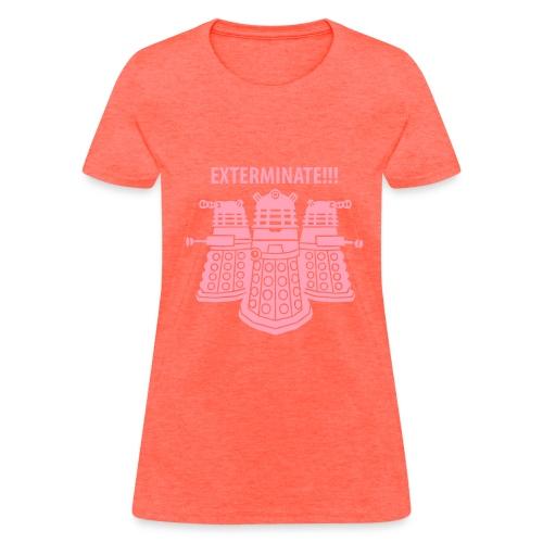 Doctor Who - Ladies - Women's T-Shirt