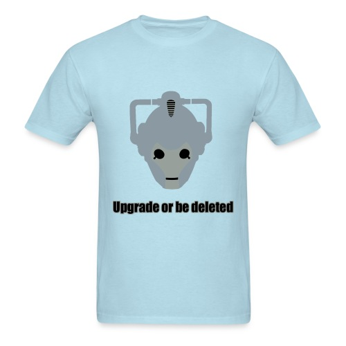 Doctor Who Cyberman - Men's T-Shirt