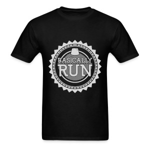 Doctor Who - Run - Men's T-Shirt