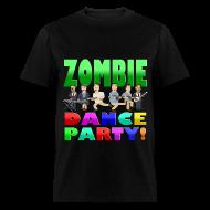 T-Shirts ~ Men's T-Shirt ~ ZOMBIE DANCE PARTY! TEE
