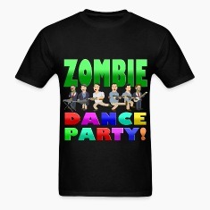 ZOMBIE DANCE PARTY! TEE