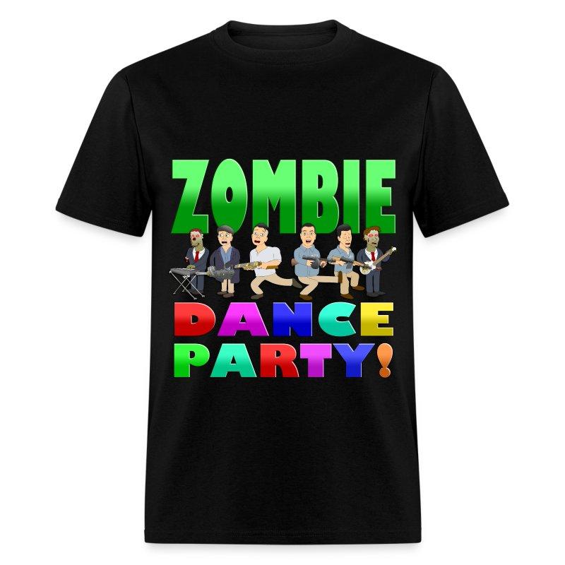 ZOMBIE DANCE PARTY! TEE - Men's T-Shirt