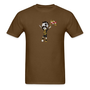 Men T-Shirt - 8bit Mr. Boh - Men's T-Shirt
