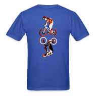T-Shirts ~ Men's T-Shirt ~ MTB Shirt Highball