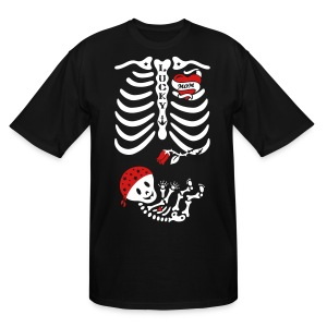 Tattoo Mama Xray (Non-Maternity) - Men's Tall T-Shirt