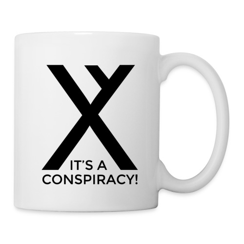 Conspiracy Coffee Mug - Coffee/Tea Mug