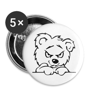Bear - Large Buttons