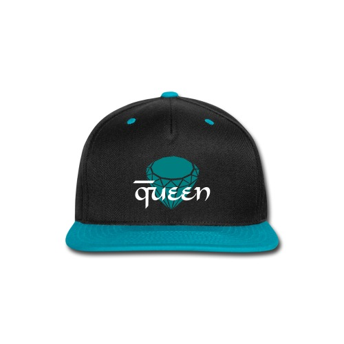 Queen Snapback - Snap-back Baseball Cap