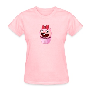Happy Tree Friends Giggles Cupcake - Women's T-Shirt