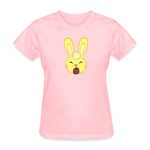 HTF Cuddles raspberry - Women's T-Shirt