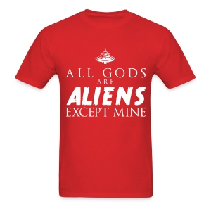 Alien Gods T-Shirt - Men's T-Shirt