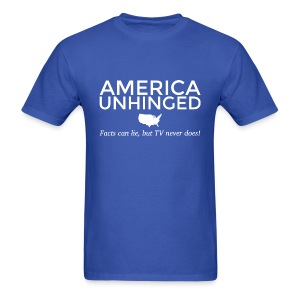 America Unhinged t-shirt - Men's T-Shirt