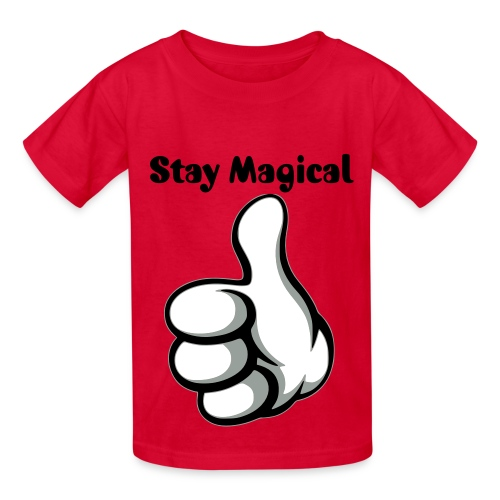 Stay Magical Shirt For Kids - Kids' T-Shirt